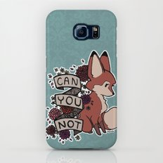 can you not Galaxy S6 Slim Case