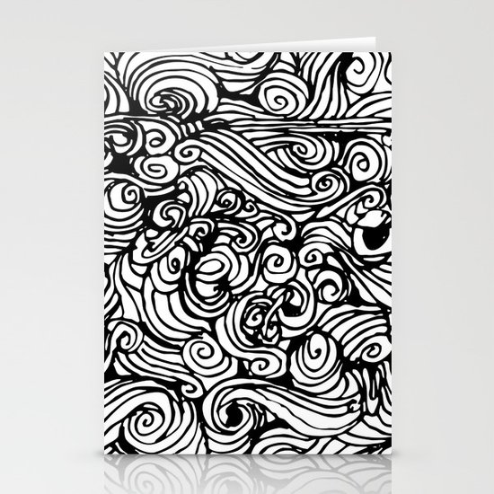 boredom Stationery Cards