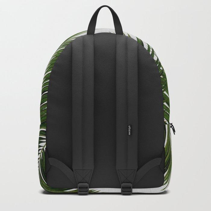 Palm Leaf II Backpack
