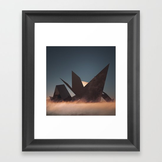 Aftermath II Framed Art Print