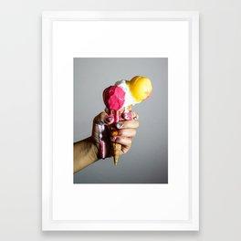 Some Like it Hot Framed Art Print