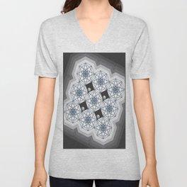 Dimensions Unisex V-Neck