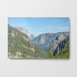 Love these mountains Metal Print