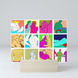 All I Wanna Do Mini Art Print