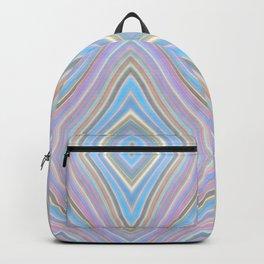 Mild Wavy Lines VII Backpack