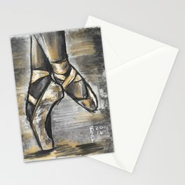 Ballerina Rise Stationery Cards