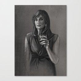 DALLAS - SUE ELLEN EWING Canvas Print