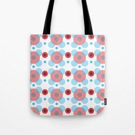Dots Bubbles  Tote Bag