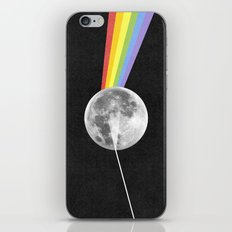 Dark Side of the Moon. iPhone & iPod Skin