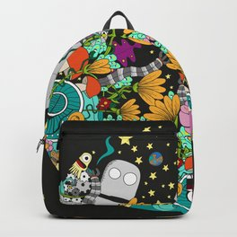 Fantasy kids world Backpack