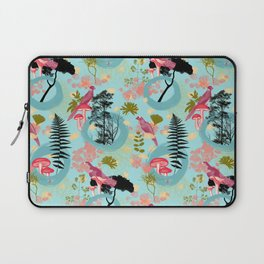 i put a spell on you II Laptop Sleeve
