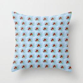 Roses VII-A Throw Pillow