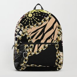 Fashionable, abstract Backpack