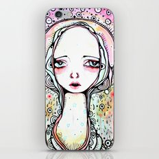 Saint Chloe iPhone Skin