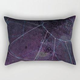 voronoi Rectangular Pillow