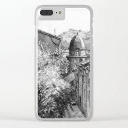 Collioure SK01P Clear iPhone Case