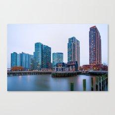 Long Island City Canvas Print