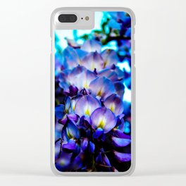 Spring feelings Clear iPhone Case