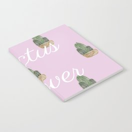 Cactus Lover Notebook