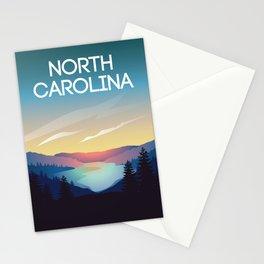 North Carolina Pisgah national park Stationery Cards
