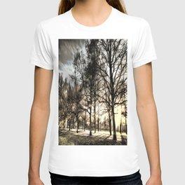 Greenwich Park London Art T-shirt