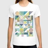 nordic T-shirts featuring Nordic Combination 21 by Mareike Böhmer
