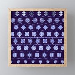 Iced Velvet 2 Framed Mini Art Print