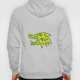 Boar Head Celtic Knot Hoody