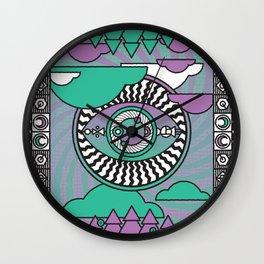 P O R T A L Wall Clock