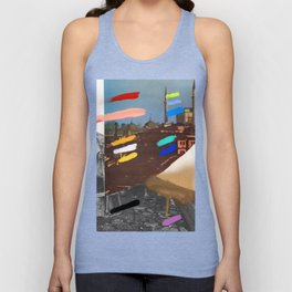 Composition 767 Unisex Tank Top