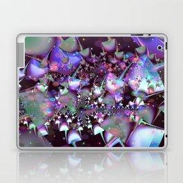 Psychedelic mushrooms Laptop & iPad Skin