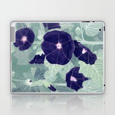 Dark florals Laptop & iPad Skin