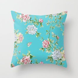beatriz 1 Throw Pillow