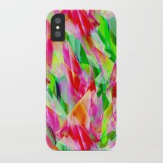 Tulip Fields #119 iPhone X Slim Case