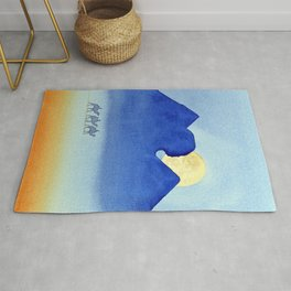 Giza By Moonlight Rug