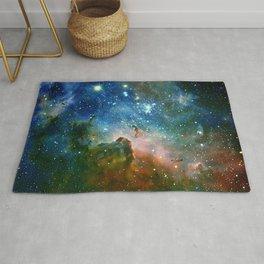 Hidden Secrets of Carina Nebula Rug