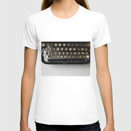 """""""The first draft is just you telling yourself the story."""" T-shirt"""