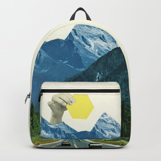 Moving Mountains Backpack