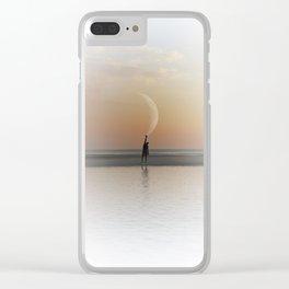 MoonReach Clear iPhone Case