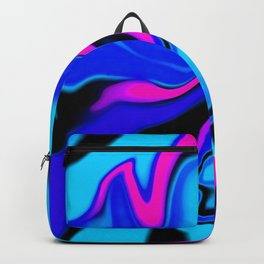 Evening Tropical Sea Backpack