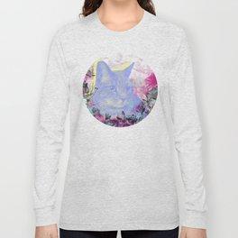 Lazy Kitty Long Sleeve T-shirt