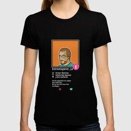 Harald Krull - Extreme saver is single T-shirt