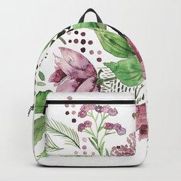 Floral festival Backpack