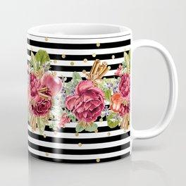 Elegant Christmas - apple, cinnamon & rose Coffee Mug