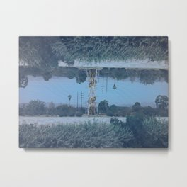Sunday 25 August 2013: Lots of sites are not going ere low ebb soliloquy. Metal Print