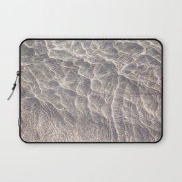 Water Reflections Photography Laptop Sleeve