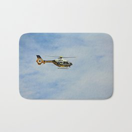 Collier County Copter Bath Mat