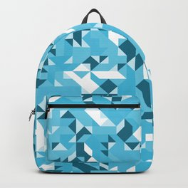 Off-Beat Geometric Shapes V.06 Backpack