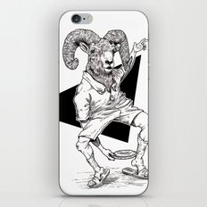 Ram iPhone & iPod Skin