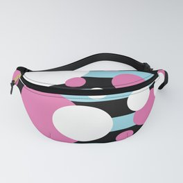 Party Confetti 3 Fanny Pack